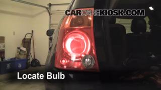 Tail Light Change 2004-2008 Chrysler Pacifica