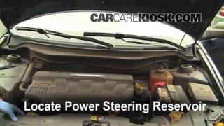 Follow These Steps to Add Power Steering Fluid to a Chrysler Pacifica (2004-2008)