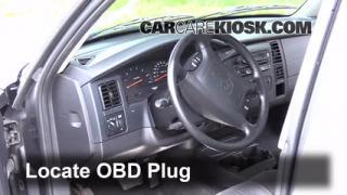 2004 Dodge Dakota Sport 3.7L V6 Crew Cab Pickup (4 Door) Check Engine Light Diagnose