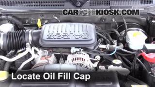 1997-2004 Dodge Dakota: Fix Oil Leaks
