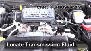 2004 Dodge Dakota Sport 3.7L V6 Crew Cab Pickup (4 Door) Transmission Fluid Fix Leaks