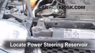 Follow These Steps to Add Power Steering Fluid to a Ford Escape (2001-2004)