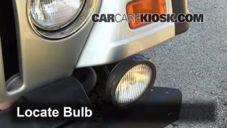 2004 Jeep Wrangler Rubicon 4.0L 6 Cyl. Lights Fog Light (replace bulb)