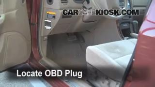 Engine Light Is On: 2001-2006 Kia Optima - What to Do