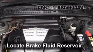 Add Brake Fluid: 2001-2005 Kia Rio