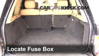 interior fuse box location: 2003-2012 land rover range ... range rover l322 fuse box diagram #11