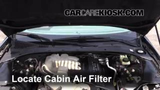 How to Add Refrigerant to a 2003-2006 Lincoln LS - 2004 ...