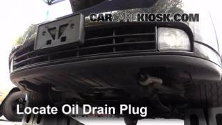 2004 Lincoln LS 3.0L V6 Oil Change Oil and Oil Filter
