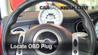 Engine Light Is On: 2002-2008 Mini Cooper - What to Do