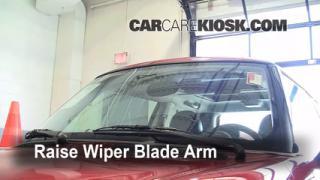 Front Wiper Blade Change Mini Cooper (2002-2008)