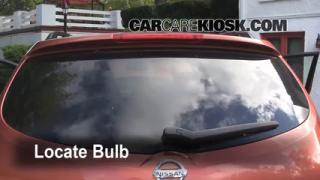 2004 Nissan Murano SL 3.5L V6 Lights Center Brake Light (replace bulb)