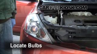 Parking Light Change 2003-2007 Nissan Murano