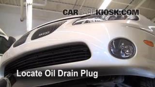 Oil & Filter Change Pontiac GTO (2004-2006)