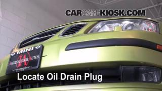 Oil & Filter Change Saab 9-3 (2003-2007)