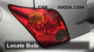 Tail Light Change 2004-2006 Scion xA