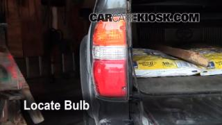 Reverse Light Replacement 1995-2004 Toyota Tacoma
