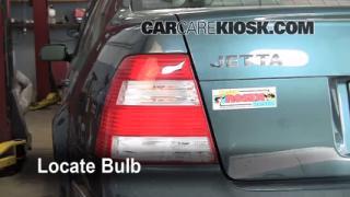 Rear Turn Signal Replacement Volkswagen Jetta (1999-2005)