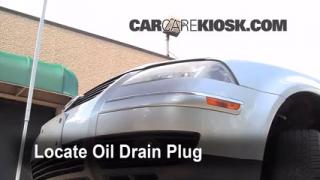 2004 Volkswagen Passat GLX 2.8L V6 Wagon Oil Change Oil and Oil Filter