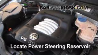 Power Steering Leak Fix: 1998-2005 Volkswagen Passat