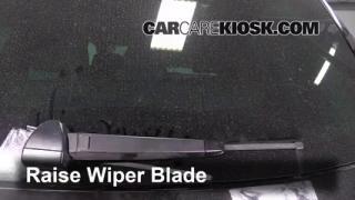 2004 Volkswagen Touareg V6 3.2L V6 Windshield Wiper Blade (Rear) Replace Wiper Blade