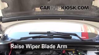 2005 Buick Rendezvous CX 3.4L V6 Windshield Wiper Blade (Front) Replace Wiper Blades