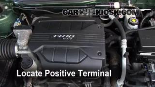 How to Jumpstart a 2005-2009 Chevrolet Equinox