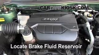 Add Brake Fluid: 2005-2009 Chevrolet Equinox