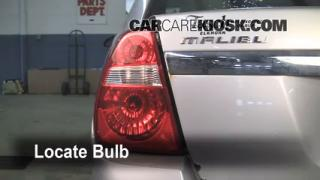 Brake Light Change 2004-2008 Chevrolet Malibu
