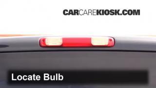 Third Brake Light Bulb Change GMC Sierra 2500 HD (1999-2007)
