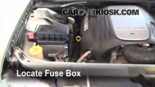 Blown Fuse Check 2005-2010 Chrysler 300