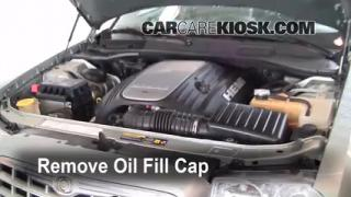 Oil & Filter Change Chrysler 300 (2005-2010)