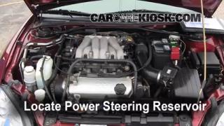 Follow These Steps to Add Power Steering Fluid to a Chrysler Sebring (2001-2006)