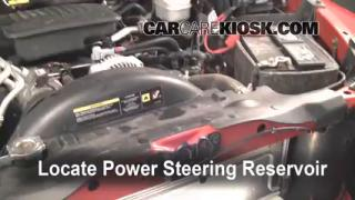 Follow These Steps to Add Power Steering Fluid to a Dodge Dakota (2005-2011)