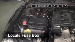 Blown Fuse Check 2005-2008 Dodge Magnum