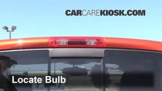 Third Brake Light Bulb Change Dodge Ram 1500 (2002-2005)