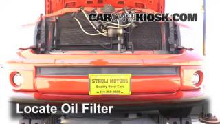 Oil & Filter Change Dodge Ram 1500 (2002-2005)