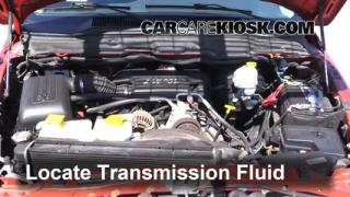 Transmission Fluid Leak Fix: 2002-2005 Dodge Ram 1500