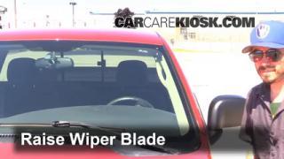 Front Wiper Blade Change Dodge Ram 1500 (2002-2005)