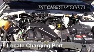 2005 Ford Escape Limited 3.0L V6 Air Conditioner Recharge Freon
