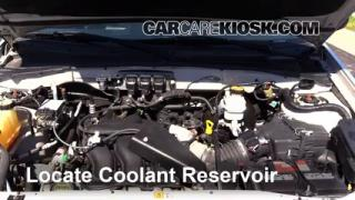 Fix Coolant Leaks: 2005-2012 Ford Escape
