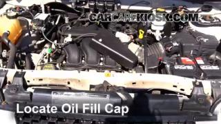 How to Add Oil Ford Escape (2005-2012)