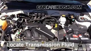 Transmission Fluid Leak Fix: 2005-2012 Ford Escape