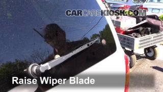 Rear Wiper Blade Change Ford Escape (2005-2012)