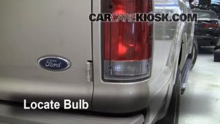 Reverse Light Replacement 2000-2005 Ford Excursion