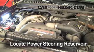 Power Steering Leak Fix: 1999-2007 Ford F-250 Super Duty