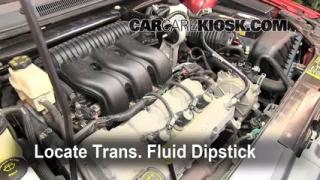 Transmission Fluid Leak Fix: 2005-2007 Ford Five Hundred