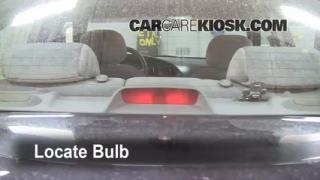 2005 Hyundai Elantra GLS 2.0L 4 Cyl. Sedan (4 Door) Lights Center Brake Light (replace bulb)