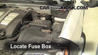 Replace a Fuse: 2003-2008 Hyundai Tiburon