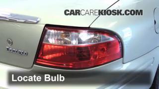 Brake Light Change 2000-2007 Ford Taurus