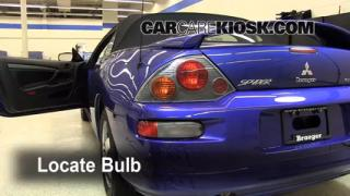 Brake Light Change 2000-2005 Mitsubishi Eclipse